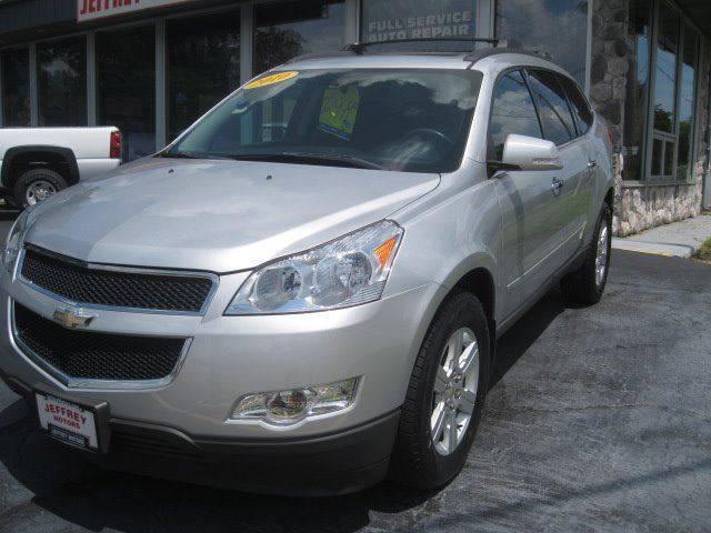 2010 Chevrolet Traverse AWD LT 4dr SUV w/1LT - Kenosha WI