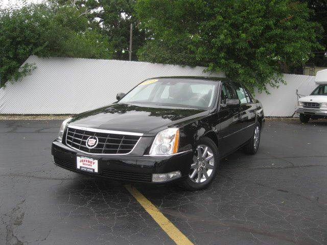 2010 Cadillac DTS Premium Collection 4dr Sedan - Kenosha WI