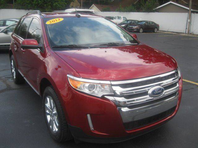 2014 Ford Edge AWD Limited 4dr Crossover - Kenosha WI