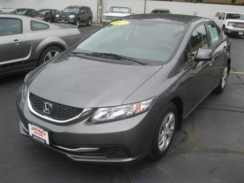 2013 Honda Civic for sale in Kenosha, WI