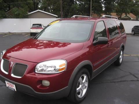 2005 Pontiac Montana SV6 for sale in Kenosha, WI