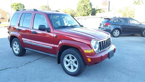 2007 Jeep Liberty for sale in Shoemakersville, PA