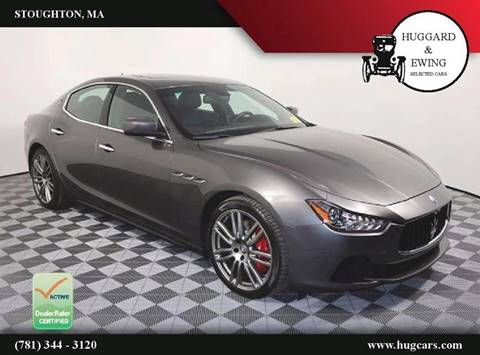 2016 Maserati Ghibli for sale in Stoughton, MA