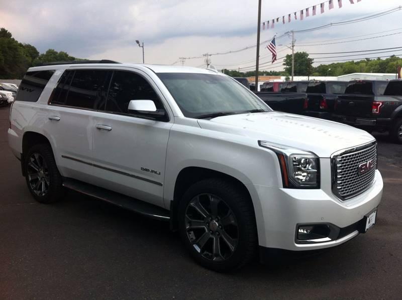 Used 2016 GMC Yukon, $61190
