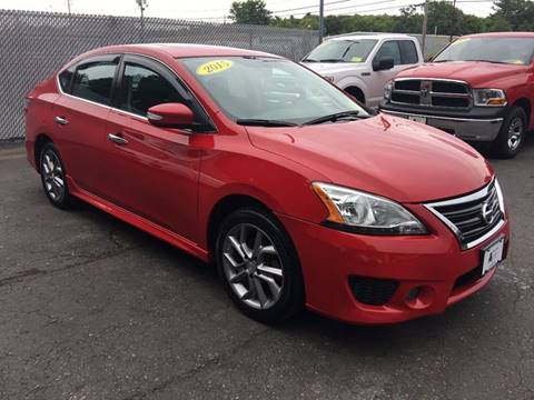 2015 Nissan Sentra for sale in Stoughton, MA