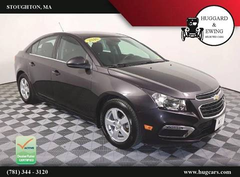 2016 Chevrolet Cruze Limited for sale in Stoughton, MA