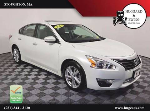 2015 Nissan Altima for sale in Stoughton, MA