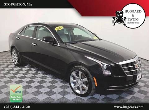 2015 Cadillac ATS for sale in Stoughton, MA