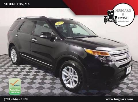 2015 Ford Explorer for sale in Stoughton, MA