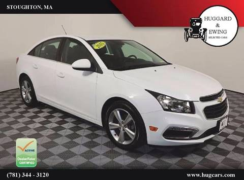 2015 Chevrolet Cruze for sale in Stoughton, MA