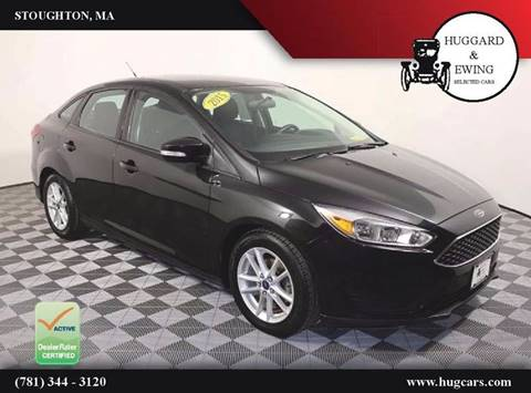 2015 Ford Focus for sale in Stoughton, MA