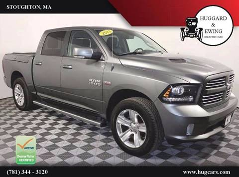 2013 RAM Ram Pickup 1500 for sale in Stoughton, MA