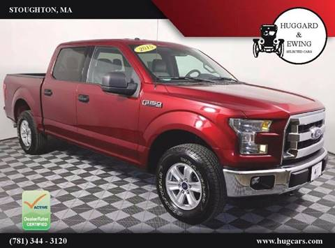 2015 Ford F-150 for sale in Stoughton, MA