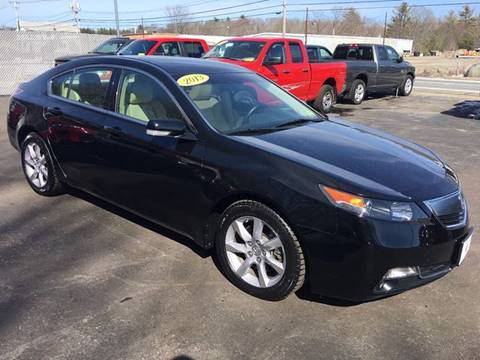 2013 Acura TL for sale in Stoughton, MA