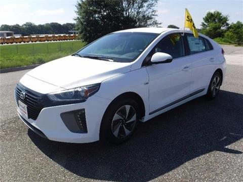 2017 Hyundai Ioniq Hybrid for sale in Enterprise, AL