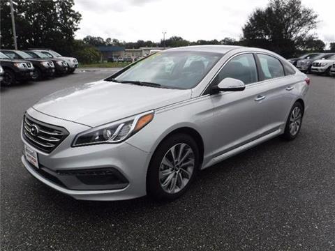 2015 Hyundai Sonata for sale in Enterprise, AL