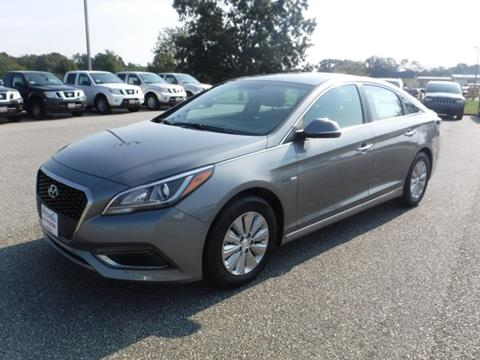 2017 Hyundai Sonata Hybrid for sale in Enterprise, AL