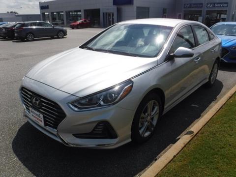 2018 Hyundai Sonata for sale in Enterprise, AL