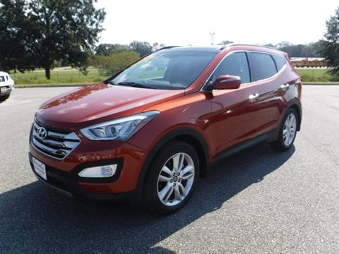 2016 Hyundai Santa Fe Sport for sale in Enterprise, AL
