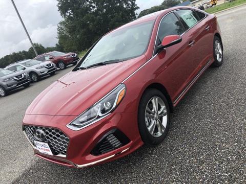 2019 Hyundai Sonata for sale in Enterprise, AL