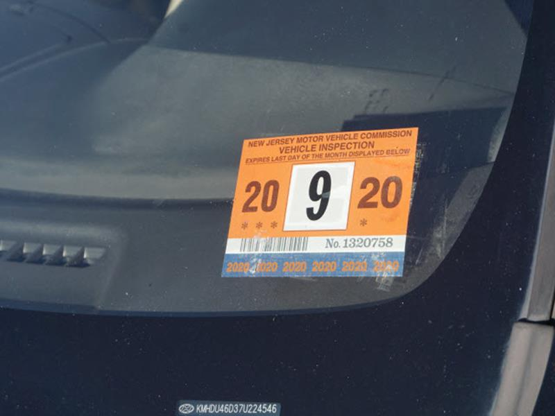 Nj Vehicle Inspection >> 2007 Hyundai Elantra Gls 4dr Sedan In Rockaway Nj Cars R Us