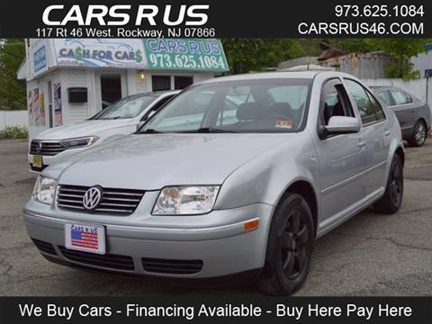 2004 Volkswagen Jetta for sale in Rockaway, NJ
