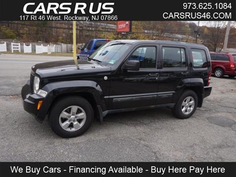 2011 Jeep Liberty for sale in Rockaway, NJ
