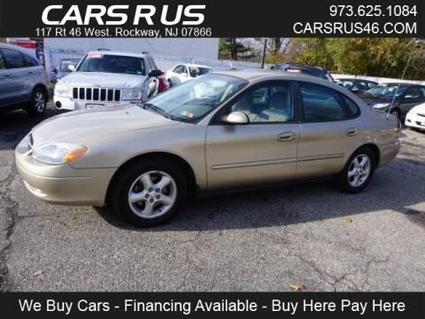 2001 Ford Taurus for sale in Rockaway, NJ