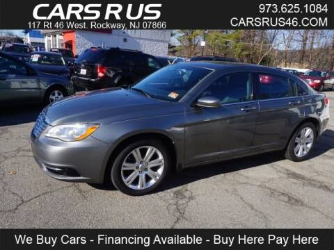 2012 Chrysler 200 Touring for sale at Cars R Us in Rockaway NJ