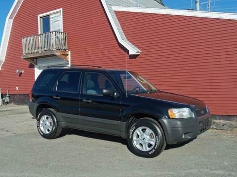 2004 Ford Escape for sale in Ludlow, MA