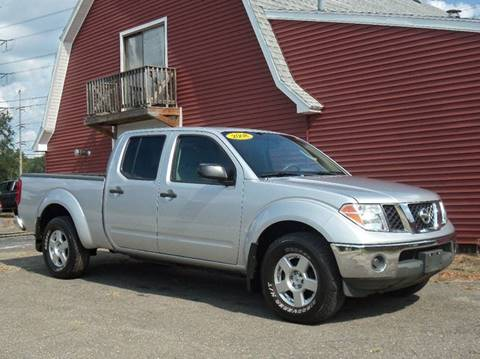 2008 Nissan Frontier for sale in Ludlow, MA
