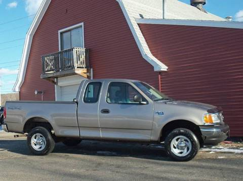 Ford trucks for sale in ludlow ma for Beachside motors ludlow ma