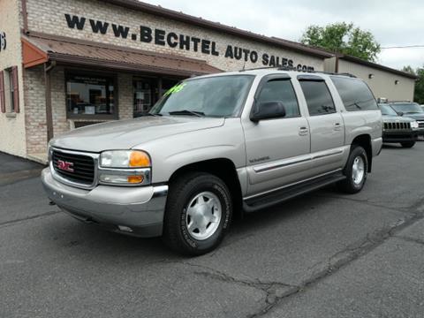 2004 GMC Yukon XL for sale in Bechtelsville, PA