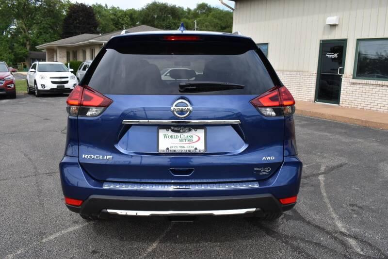 2017 Nissan Rogue AWD SL 4dr Crossover - Rockford IL