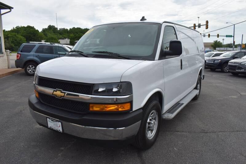 2019 Chevrolet Express Cargo 2500 3dr Cargo Van - Rockford IL