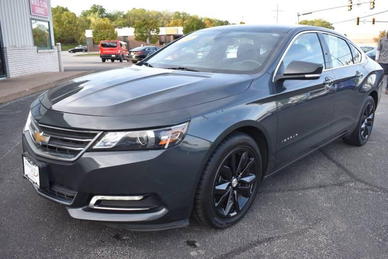 2019 Chevrolet Impala LT 4dr Sedan - Rockford IL