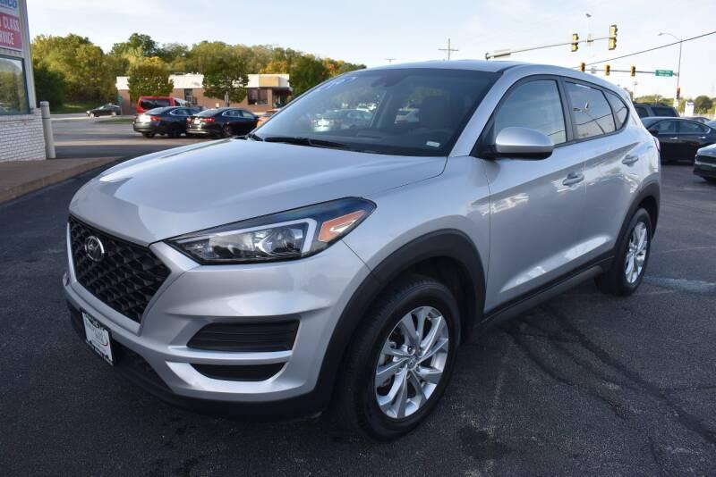 2019 Hyundai Tucson SE 4dr SUV - Rockford IL