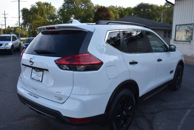 2017 Nissan Rogue AWD SL 4dr Crossover - Rockford IL