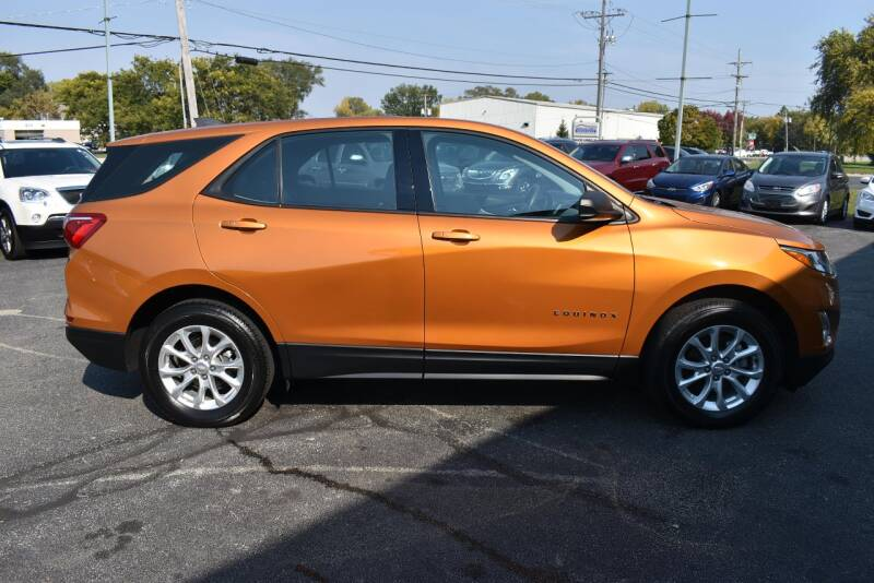 2018 Chevrolet Equinox 4x4 LS 4dr SUV w/1LS - Rockford IL