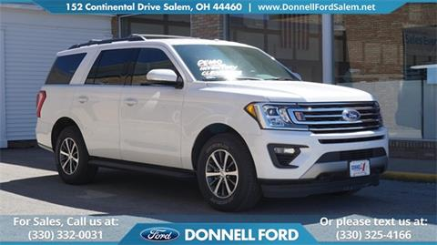 2018 Ford Expedition for sale in Salem, OH