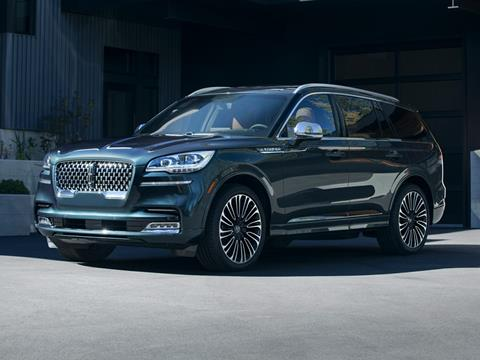 2020 Lincoln Aviator for sale in Salem, OH