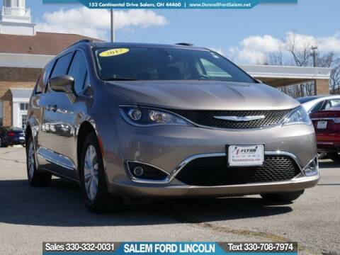 2017 Chrysler Pacifica Touring-L for sale at DONNELL FORD LINCOLN in Salem OH