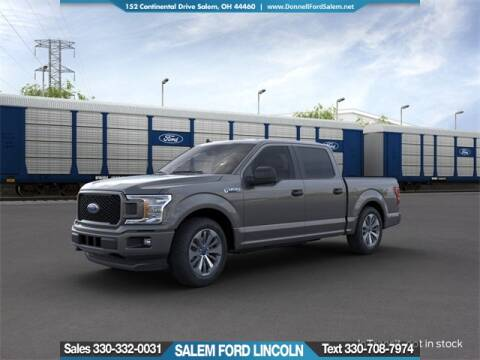 2020 Ford F-150 XL for sale at DONNELL FORD LINCOLN in Salem OH