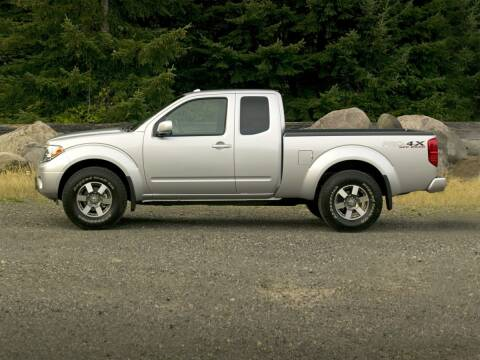 2016 Nissan Frontier Pro-4X for sale at DONNELL FORD LINCOLN in Salem OH