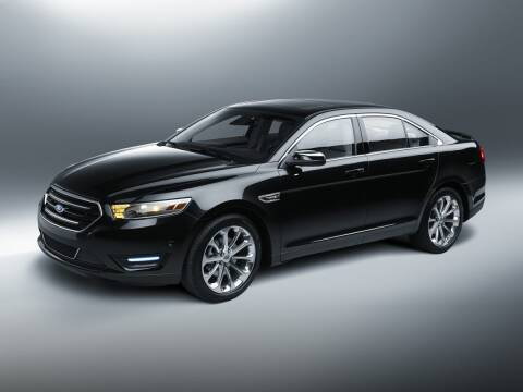 2015 Ford Taurus SEL for sale at DONNELL FORD LINCOLN in Salem OH