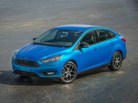 2016 Ford Focus S for sale at DONNELL FORD LINCOLN in Salem OH