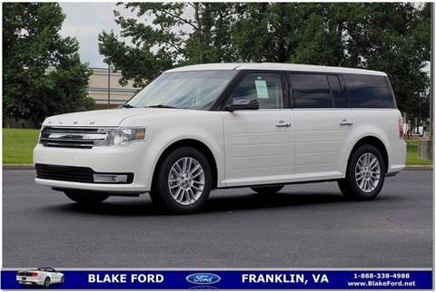 2018 Ford Flex for sale in Franklin, VA