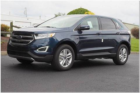 2017 Ford Edge for sale in Franklin, VA