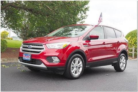 2017 Ford Escape for sale in Franklin, VA