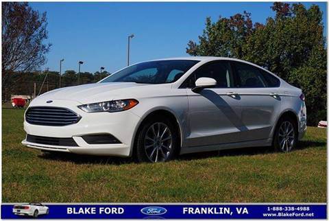 Ford Fusion For Sale in Franklin, VA - Carsforsale.com on isuzu of franklin, line x of franklin, ford texas, mercedes of franklin, village of franklin,